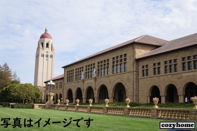 アメリカのスタンフォード大学校舎